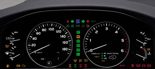 Instrument Cluster Lights Question Ih8mud Forum