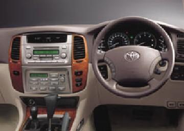 2006 toyota landcruiser 105 series
