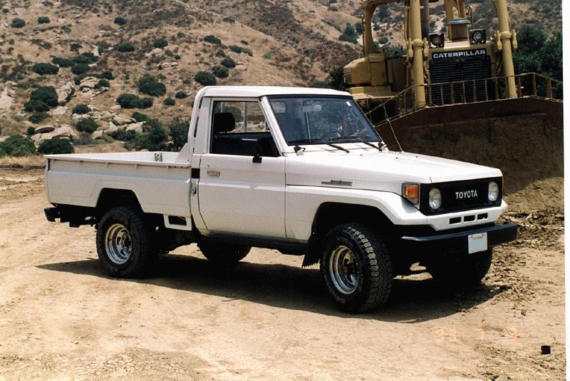 Toyota Land Cruiser J70 >> LC78main