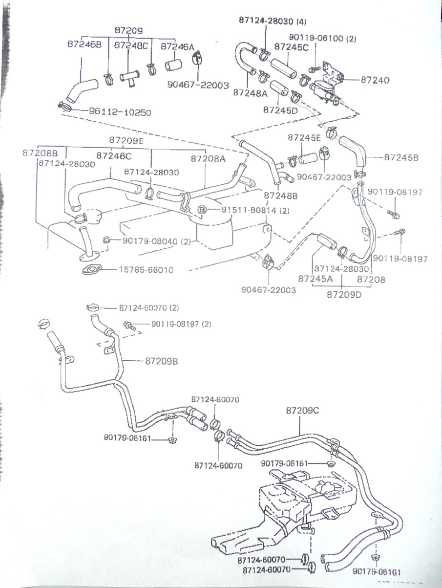 expeditionlcmajorcoolingoverhaul Sport Trac Engine Diagram