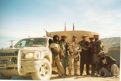 Us army tacoma