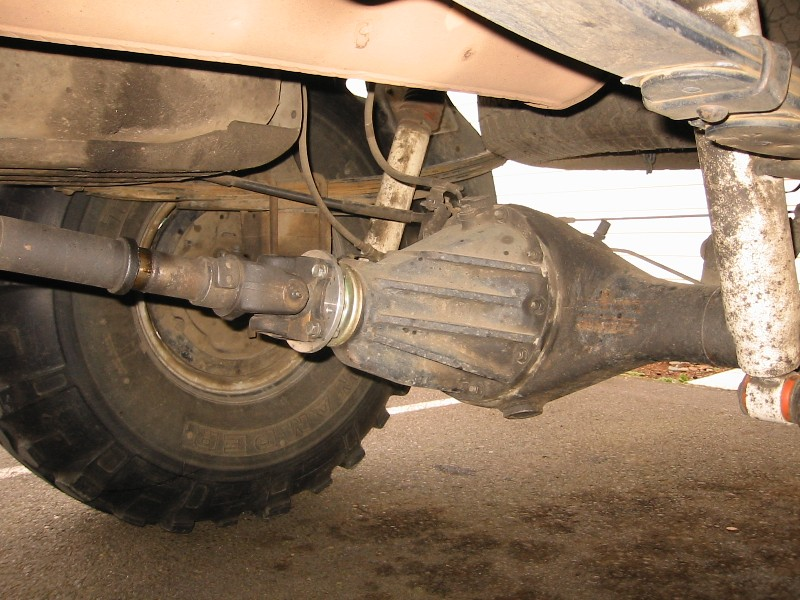 Gearratiosanddiffs. An Exle Of A Rear V6 Or Turbo 4 Pinion Diff Note The Visible Fins Cast Into 2 Diffs Only Have 3. Toyota. 1996 Toyota T100 Rear Axle Diagram At Scoala.co